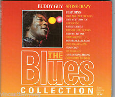 Buddy Guy - Stone Crazy (18 track CD) Orbis Blues Collection