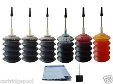 Refill ink kit for canon PG-40 CL-41 JX200 ip1600 ip1700 ip1800 ip2600 6x30g