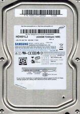 SAMSUNG SPINPOINT HD401LJ 400GB P/N: 400511FP120052