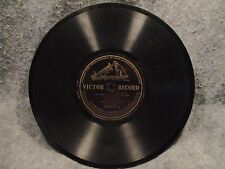 """78 RPM 10"""" Record Walter Van Brunt Lets Make Love Among The Roses Victor 16962"""