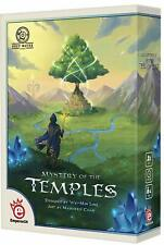 Mystery Of The Temple Curse Breaker Card Game Deep Water Games Family