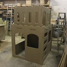 PRINCESS INDOOR CUBBY HOUSE - QUALITY AUSTRALIAN MADE