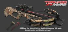 Parker Tornado XXT Crossbow Package Illuminated Multi reticle scope