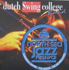 THE DUTCH SWING COLLEGE BAND - NORTH SEA JAZZ FESTIVAL  - CD
