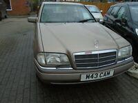 Mercedes C220 Auto Saloon