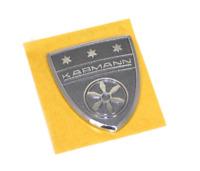 Neuf D'Origine VW Beetle Karmann Edition Côté Chrome Badge Emblème