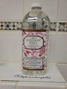 Home Bath & Body CO La Tasse Collection HAND SOAP Refill 64 fl oz LAVENDER LILAC