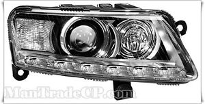 Light Projector Front Right Xenon LED Audi A6 4F Mens 10/2008- > AU1518814