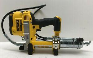 Dewalt DCGG571 20V Cordless Battery Grease Gun 20 Volt Max Li-Ion, GR