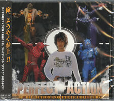 KAMEN RIDER DEN-O PERFECT-ACTION -DOUBLE-ACTION COMPLETE COLLECTION-JAPAN CD D73
