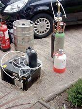 More details for beer cooler set up