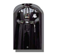 MEN'S OFFICIAL STAR WARS DARTH VADER SUIT COVER - BRAND NEW GREAT GIFT