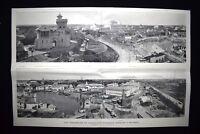 Esposizione di Bucarest+Carlo e Carmen Sylva di Romania+Filaret Stampa del 1906