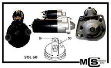 neu OE-Spezifikation VOLVO S60 S80 V70 II XC70 XC90 2.4D 01- Anlasser