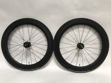 RINNG track bike wheelset laced to deep carbon rim *handmade In Japan Very Rare!