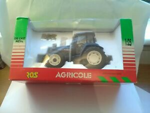 Ros Agricole Ford 8970 Farm Tractor 1/25 Scale Mint And Boxed Getting Harder To