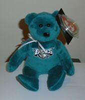 Ty Beanie Baby - PHILADELPHIA EAGLES the NFL Football Bear (8 Inch) NEW MWMT