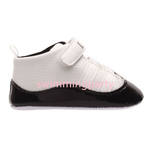 Infant Baby Boy Girl Sports Crib Shoes Toddler Pre walker Sneakers Newborn to 18
