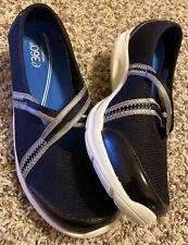 Women's Easy Spirit E360 Quinty Slip On Shoes Size 10 Black
