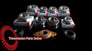 Fiat Doblo MK2 2009 > 6 Speed Gearbox Genuine Bearing & Oil Seal Rebuild Kit