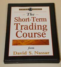 Trade Secrets - The Short Term Trading Course /w Nassar - Mint