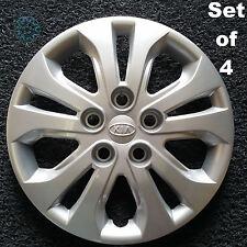 """Kia Cerato 15"""" Genuine Hubcaps Reconditioned (set of 4)"""