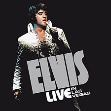Elvis Presley - Live in Vegas [New CD] UK - Import