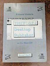 More details for timeworks - desktop publisher on the atari st ( user's guide )
