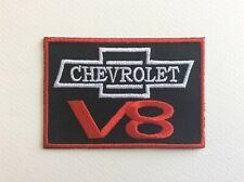 A227 PATCH ECUSSON CHEVROLET V8 8,5*5,5 CM