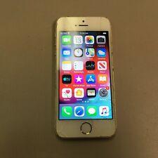 Apple iPhone 5s - 16GB - Gold (Unlocked) (Read Description) AC8387