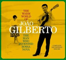 THE WARM WORLD OF JOÃO GILBERTO - THE MAN WHO INVENTED BOSSA NOVA