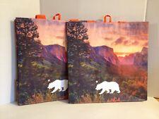 2 Ralph's California Grocery Bag/Shopping Bag