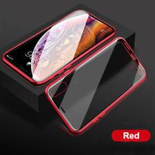 360° FUNDA PARA IPHONE XR XS 11 PRO MAX X 8 7 6S 6 PLUS MAGNéTICA METAL CARCASA