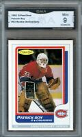 GMA 9 *Mint* PATRICK ROY 1992/93 OPC O-Pee-Chee Anniversary Series 1986/87 Style