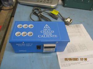 FIBRE OPTIC CURING OVEN ITT CANNON FOCO 230V UK