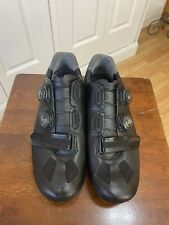 Bontrager XXX Road Shoe Chaussure Size EU 44.5 US 11.5 Black