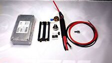 DIY Unregulated Box Mod Kit HAMMOND 2X MOSFET UNPAINTED HAMMOND 1590B ENCLOSURE