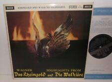 SXL 2230 Wagner Das Rheingold and Die Walkire Highlights VPO Georg Solti ED3 WB