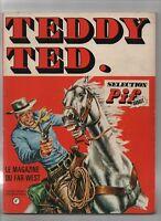 TEDDY TED n°1. Sélection PIF gadget. Editions Vaillant 1973 (réf. A7)
