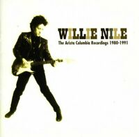 Willie Nile - The Arista Columbia Recordings 1980-1991 (2013) 2CD NEW SPEEDYPOST