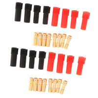 RC Quadcopter XT150 Male Female Plug Banana Sockets for Battery Adapter Accs