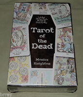 Dia de los Muertos - Tarot of the Dead Cards Deck Box Set - Monica Knighton OOP