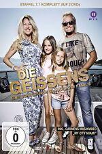 2 DVDs * DIE GEISSENS - EINE SCHRECKLICH GLAMOURÖSE FAMILIE - STAFFEL 7.1 # NEU