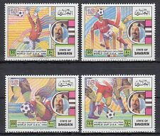 Bahrein 1994 ** mi.547/50 CALCIO FOOTBALL SOCCER
