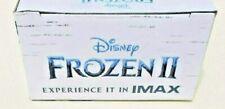 IMAX Disney Frozen II (2) (2019) DIY Glitter Snow Globe Snowglobe Sealed SWAG