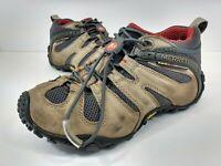 Merrell Chameleon 2 II Light Brown Stretch Hiking Vibram Shoes Women's Size 6.5