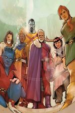 Age of X-Man Alpha 1 Main Cover Marvel X-Men tie in Stock Photo