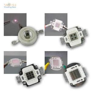 IR Highpower LED Chips 3/5/10/30W 940nm Infrarot high power LEDs für zB Strahler