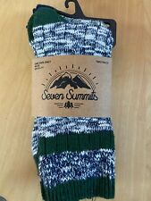 Seven Summits at Urban Outfitters 2 Pack Socks. EU 40-45/UK 6.5-11. RRP £9