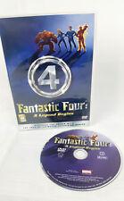 Fantastic Four: A Legend Begins (DVD, 2005) 4